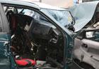 Смертельное ДТП в Житомире. Тачки на бешеной скорости столкнулись лоб в лоб. Фото