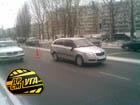 Киевлянин не глянул на светофор и сбил человека. Фото
