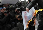Люди устали терпеть. По Украине прокатилась волна протеста против безработицы. Фото