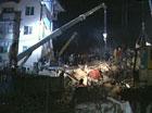 На месте взрыва в Евпатории найдены баллоны