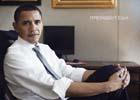 Обама отпраздновал Рождество с морпехами
