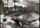 Пожар в Харькове убил 3 человек. Фото