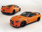 Японская тюнинговая компания собирается похвастаться суперкаром Nissan GT-R. Фото