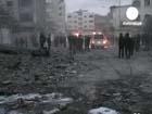 Израиль продолжает мочить сектор Газа