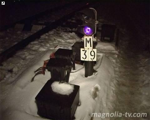 В Киеве поезд сбил насмерть мужчину. Фото фрАза.