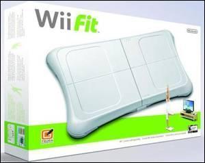 Приставка Nintendo Wii Fit