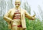 В Донецкой области у Ленина появился румянец, тельняшка и модные туфли. Фото