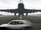 Гибралтарский аэропорт – самый оригинальный в мире. Фото