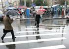 Внимание. В Крыму и на Одесщине выпадают опасные осадки