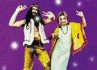 Hippie New Year!  Never trust a puffer!