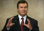 Янукович: Я целый год обливаюсь холодной водой, и мне это помогает