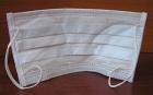 В Чернигове медицинские маски раздают на улицах, но за ними большие очереди