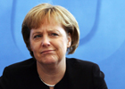 Во время падения Берлинской стены Ангела Меркель находилась… в сауне