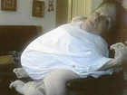Самая маленькая женщина в мире готовится стать матерью. Фото