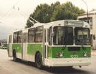 В Кривом Роге алкаш угнал троллейбус с пассажирами