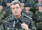 Опять двадцать пять. Ющенко снова подал Еханурова на главу Минобороны