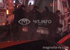 Смертельное ДТП во Львове. Пострадавших пришлось освобождать из груды металла при помощи болгарки. Фото