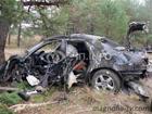 Жуткая авария на Сумщине: погибла женщина и два ребенка. Фото