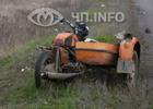 Смертельная авария на Николаевщине. «Хонда» зацепила мотоцикл. Фото
