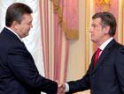 Сборная Украины проиграла из-за плохой ауры пары «Ющенко-Янукович» /БЮТ/