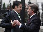 Встреча удалась. Ющенко пришлось раздевать Саакашвили