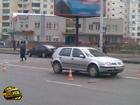 Сбив пешехода и спровоцировав еще одно ДТП, киевлянка  похвасталась «солидным водительским опытом». Фото
