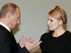 Путин о Саакашвили: … слопает гость Ющенко еще галстук