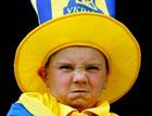 ФИФА опустила сборную Украины по футболу
