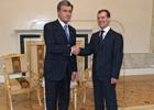 У Ющенко сказали, что украинский Президент даже не пытался шантажировать Медведева