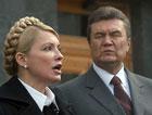 Тимошенко сравнила Януковича с хромой, одноглазой собакой