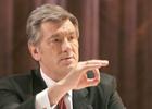 Ющенко неожиданно занесло во Львов
