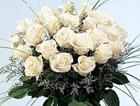 «Левые» поздравили патриарха 33 белыми розами