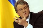 Ющенко верит в то, что грипп еще покажет украинцам, где раки зимуют