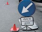 В Харькове перевернулась маршрутка с пасажирами
