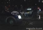 В ДТП разбились 4 машины. К счастью люди не пострадали. Фото