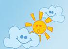 Завтра будет тепло и местами без осадков