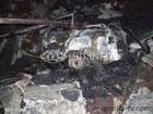 В Макеевке мощный взрыв уничтожил 3 гаража. Фото