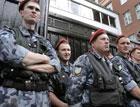В Киеве задержали вооруженную до зубов банду