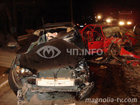 Трагическая авария в Крыму, забравшая жизнь трех человек. Фоторепортаж с места события