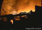 Мощнейший пожар в Киеве: горел склад мебели. Фото