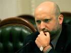 Турчинов: Кризис прошел свой пик