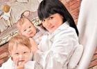Кильчицкая закрыла рот своей няне, когда та начала воспитывать ее дочь