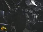 Киев. «Жигуль» на всех парах въехал в бензовоз. Фото