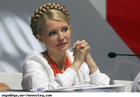 Тимошенко расскажет, что смешного увидела в шутках Путина