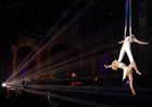 Трагедия в цирке Никулина: разбились гимнасты