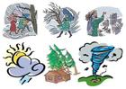 Зима по-настоящему взялась за Украину. Ожидаются снег и гололедица