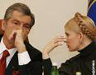 Ющенко не упустил лишней возможности облить Тимошенко помоями