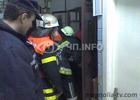 В Ужгороде девушку задавило лифтом. Фото