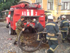 МЧС просит Черновецкого дать землю для строительство пожарных депо. Иначе город сгорит