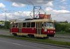 Ночные погромы в Харькове. Неизвестные разгромили 12 трамваев